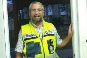 הכר את המתנדב – הכירו את הרב ירון בן דוד