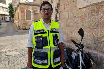 הכר את המתנדב – הכירו את אפי ליימאן