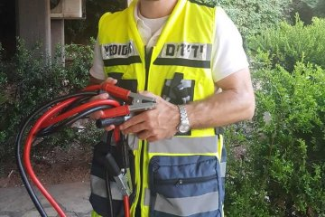 הכר את המתנדב – הכירו את ישראל הוצלר