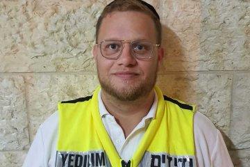 הכר את המתנדב – הכירו את יעקב דינין