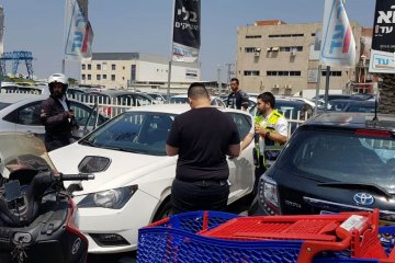 כונני ידידים חילצו בשלום ילד שננעל ברכב בירושלים