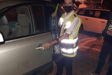 אלעד: ילדה ננעלה בשגגה ברכב, כונני ידידים חילצו אותה במהירות ובשלום