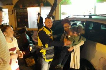 """ירושלים: ילד שננעל ברכב בשגגה חולץ במהירות ע""""י כונני ידידים"""