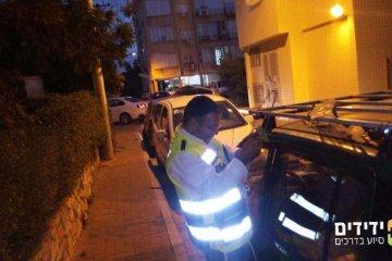 רחובות: ילד ננעל ברכב וחולץ על ידי ׳ידידים׳